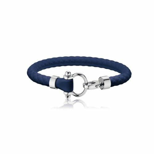 Omega rubber sailing bracelet