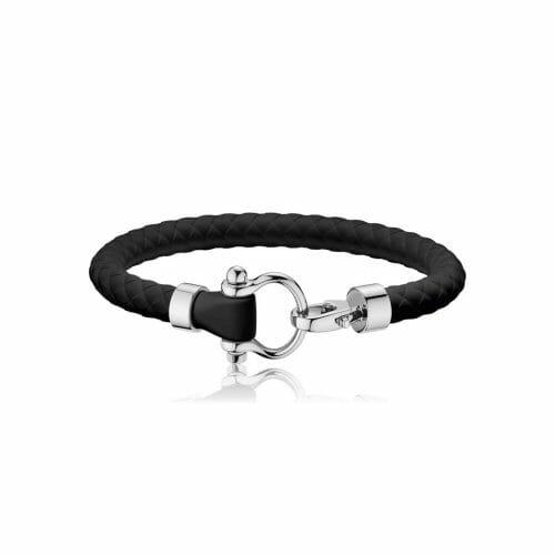 Omega rubber bracelet