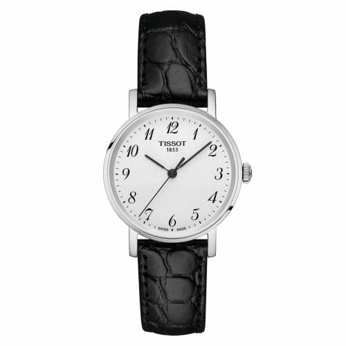Tissot Everytime Small Steel Silver Dial 30mm
