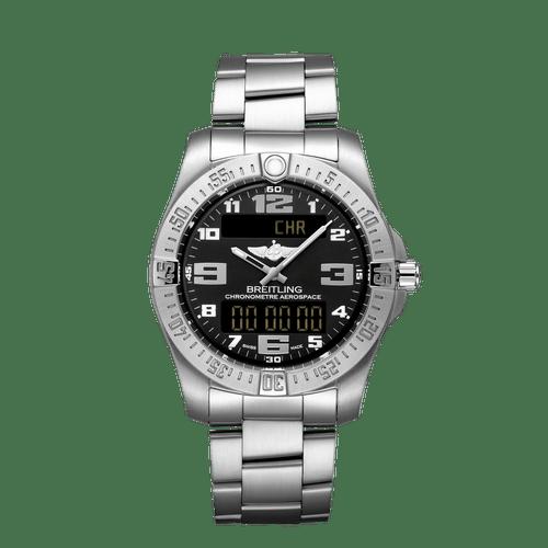 Breitling Aerospace EVO Titanium Black Dial 43mm E79363101B1E1