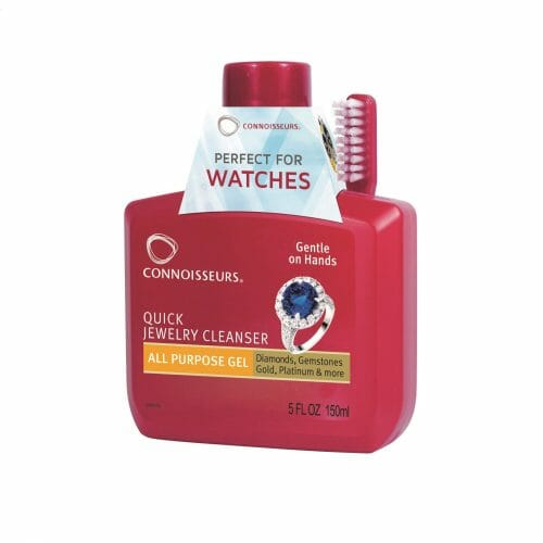 Connoisseurs Quick Jewellery Cleanser with Brush CONN1032