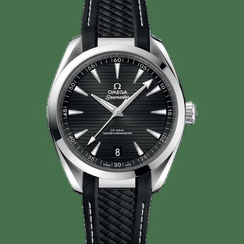 OMEGA Seamaster Aqua Terra Co-Axial Master Chronometer Black Dial 41mm 220.12.41.21.01.001