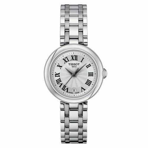 Tissot Bellissima Small Lady Steel Silver Dial 26mm T126.010.11.013.00